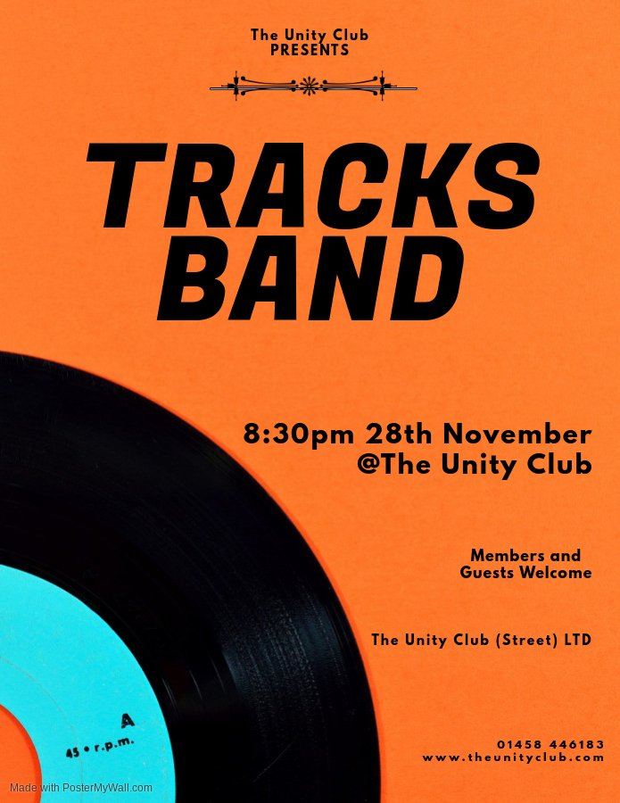 Tracks Band - Nov